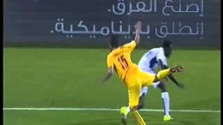 تعليق اللاعب عبدالله البطاط حول الحكم فهد جابر