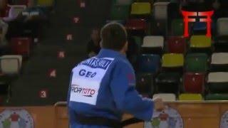 Gviniashvili Judo Vine