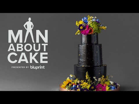 MAC CHALLENGE! The Grocery Store Cake Remake | Man About Cake Season 12 Premiere