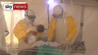 WHO declares Ebola outbreak in DR Congo 'a global emergency'