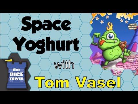 Dice Tower Reviews: Space Yoghurt