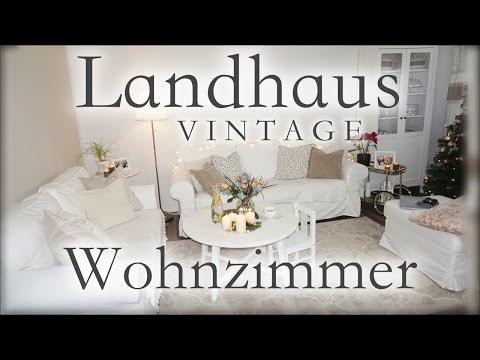 Wohnzimmer Roomtour | Vintage | Landhausstil | IKEA