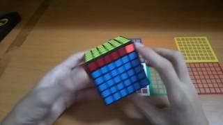 6x6 parity algorithms - TH-Clip