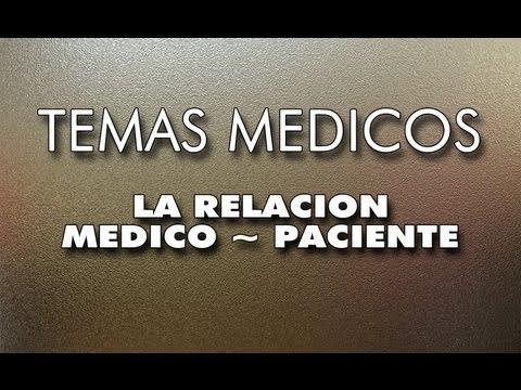 LA RELACION MEDICO-PACIENTE