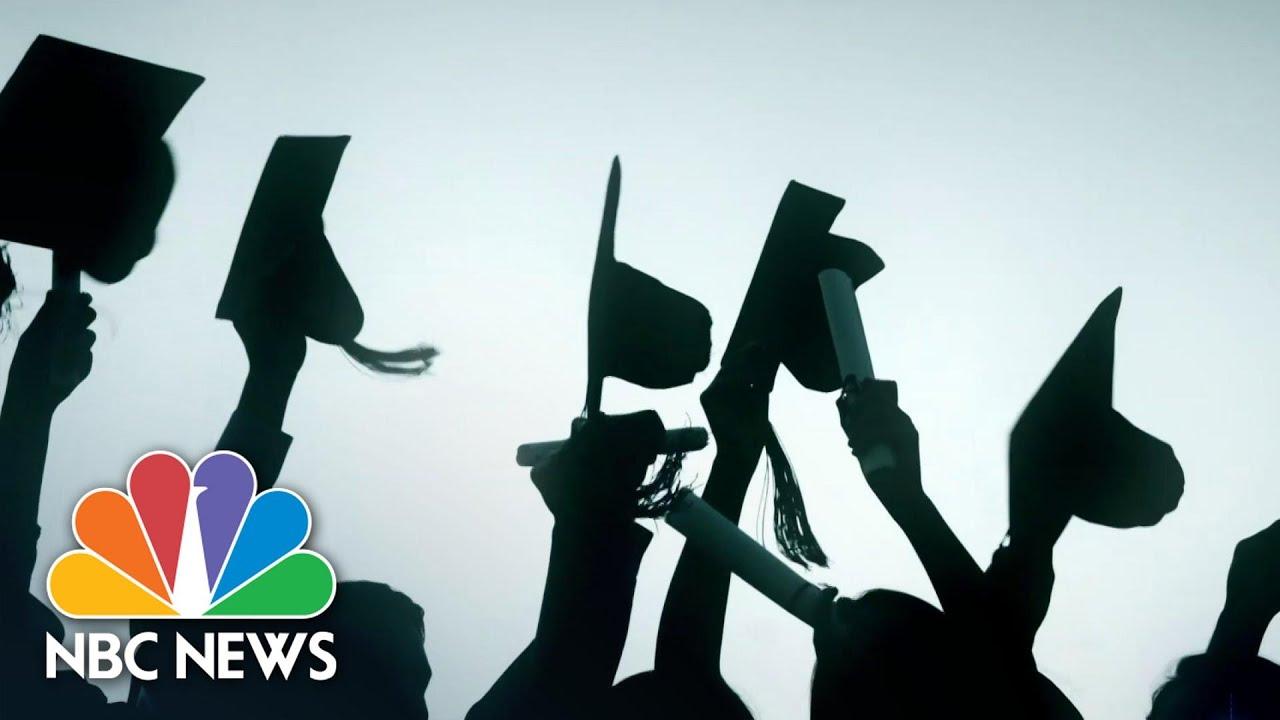 Biden Require Canceling $10,000 In Trainee Loan Financial Obligation NBC Nightly News
