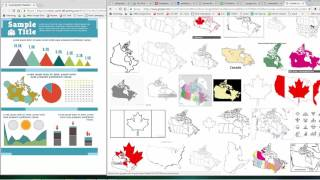Using Google Drawings For Infographics