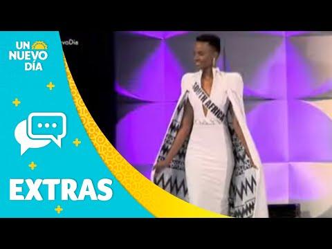 Miss Universo 2019 disfruta de la nieve por primera vez | Un Nuevo Día | Telemundo