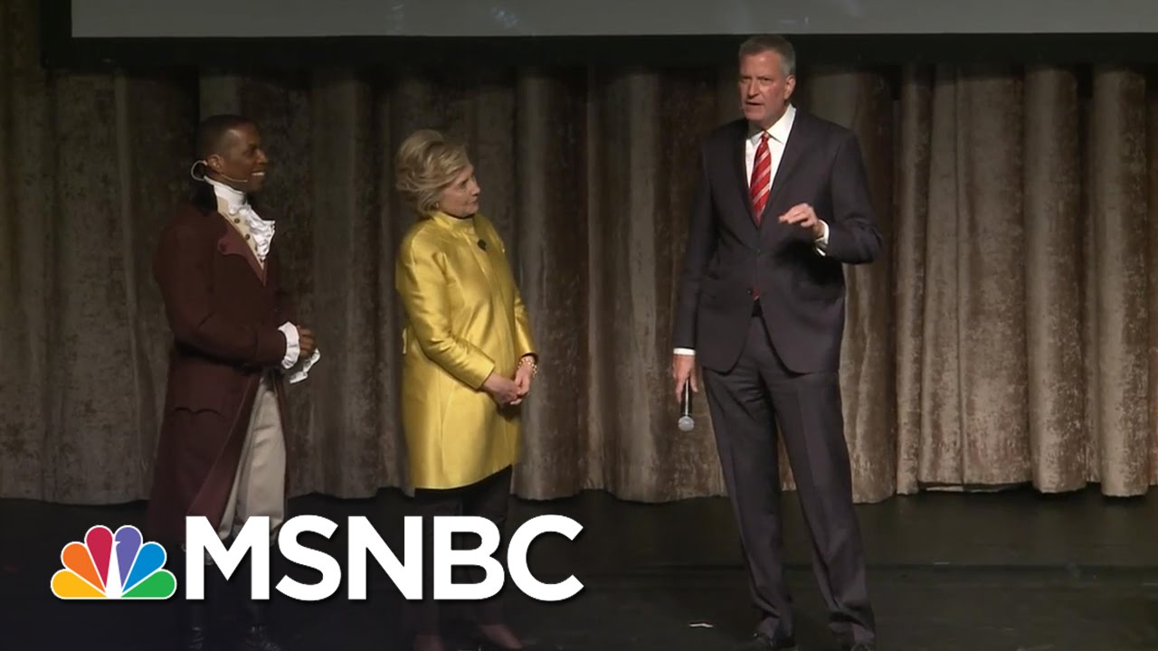 Context Matters: Breaking Down Hillary Clinton, Bill De Blasio 'CP Time' | Morning Joe | MSNBC thumbnail