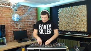 Gofer House mix - Kanciapa Betego - CDJ 400