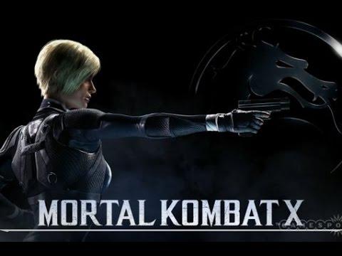 Mortal Kombat X - Покупка Кенши, Ермак, Джонни Кейдж, Рептилии, Кано [HD / iPad]