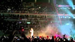 Gypsy Heart Tour à Rio de Janeiro - My Heart Beats For Love Performance - 13/05/11