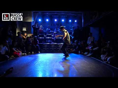 [JUDGE] PHYSICX @ SWAY ON THE BEAT Vol.2 Freestyle 1vs1 Battle | LB-PIX