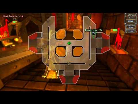 Dungeon Defenders How to Defend! Foundries and Forges!