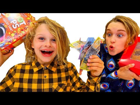 4 KIDS SPEND $400 ANY WAY THEY WANT || $400 for 400K