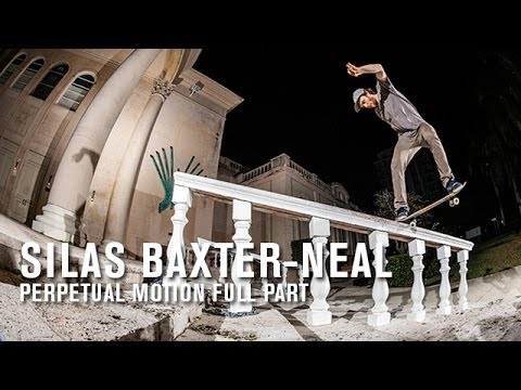 preview image for Silas Baxter-Neal: 'Perpetual Motion'