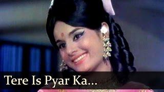 <b>Aag Aur Daag</b>  Tere Iss Pyar Ka Shukriya  Mohd Rafi