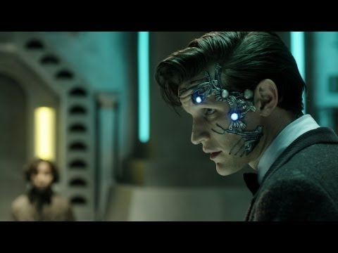 Neil Gaiman On Doctor Who And The Reinvention Of The Cyberman