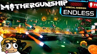 INSANE ENDLESS MODE RUN! | MOTHERGUNSHIP PC Gameplay