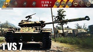 БЕШЕНЫЙ СТАТИСТ НА T49 WOT КАК ИГРАТЬ 🌟🌟🌟 World of Tanks лучший бой на лт Т49