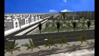 preview picture of video 'A Mornag, le lotissement EL Meziane abritera 10 000 personnes'