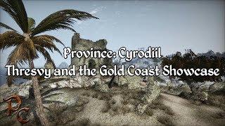 Province Cyrodiil - The Northern Gold Coast Showcase - A Morrowind Mod