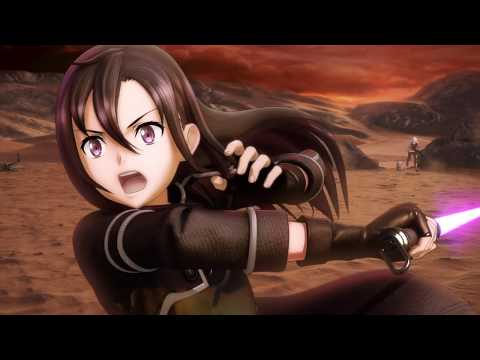 Sword Art Online: Fatal Bullet - Announcement Trailer | PS4, XB1, PC thumbnail