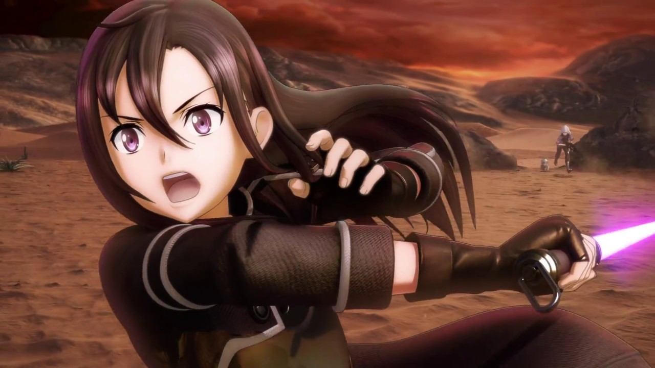 Sword Art Online: Fatal Bullet (Xbox One) video 2