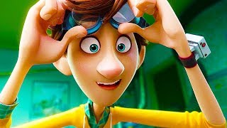 5 NEW Spies In Disguise CLIPS