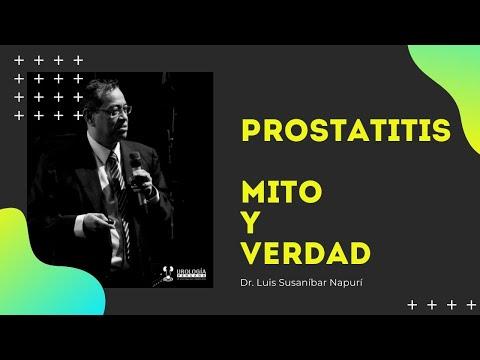 A prostatitis teljes verziójának kezelése