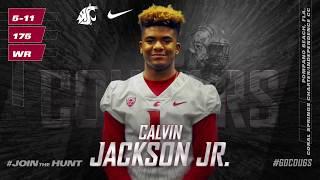 NLI: Calvin Jackson Jr. Highlights!