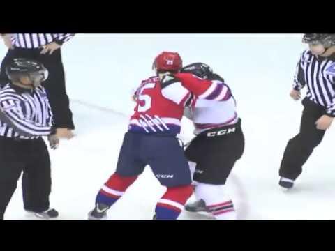 Yanick Turcotte vs Mario Duquette