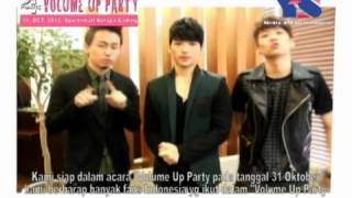 Gambar cover 4'Minute & Phantom's Volume Up Party