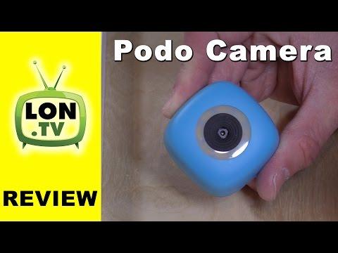 Podo Camera Review – Kickstarter Stick on Camera / Selfie Stick Alternative