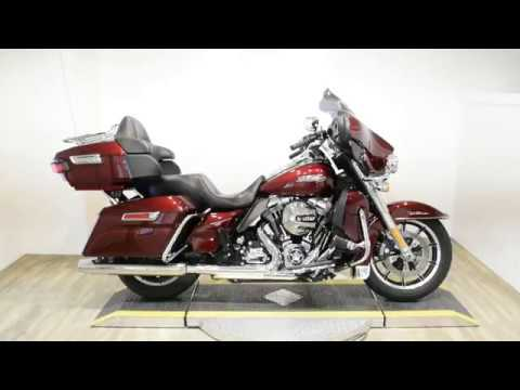 2015 Harley-Davidson Electra Glide® Ultra Classic® Low in Wauconda, Illinois - Video 1