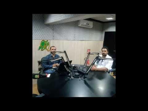 Claudio Marcellini em entrevista sobre Inclusão Digital para Rádio 96FM – Arapiraca/AL