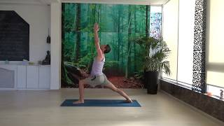 Sun Salutation A and B Demo