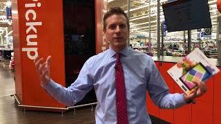 Walmart Pickup Tower AKA Giant Vending Machine: How Does It Work???