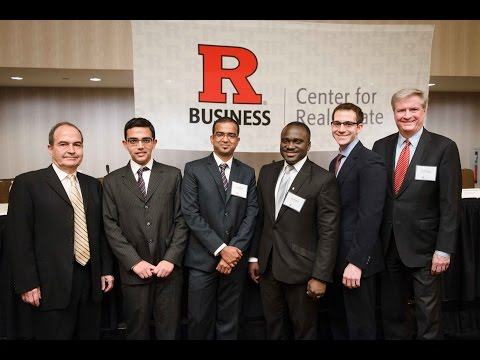 Rutgers Center for Real Estate: Real Estate at Rutgers