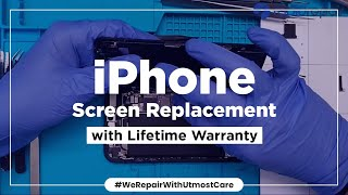 iPhone Screen Replacement - How to Replace iPhone Display - Rapid Repair