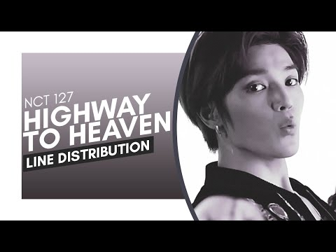 NCT 127 (엔시티 127) — Highway To Heaven LINE DISTRIBUTION