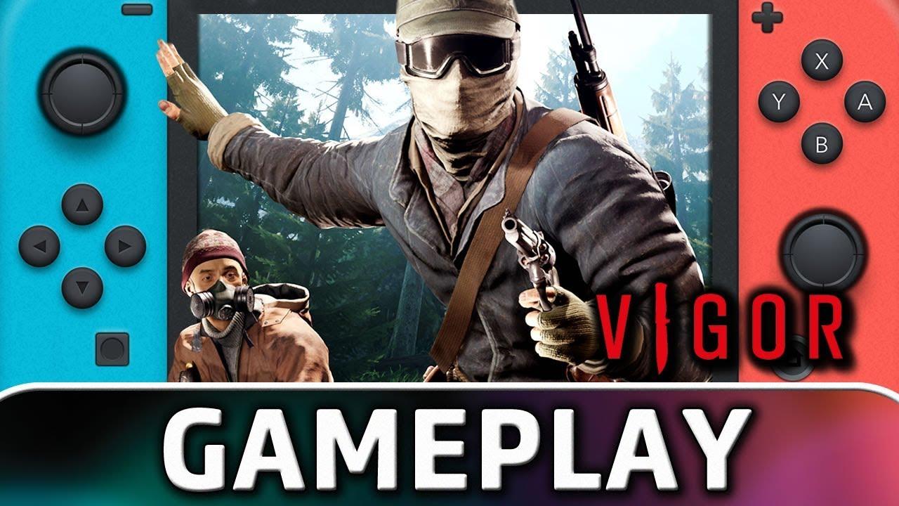 Vigor | Nintendo Switch Gameplay