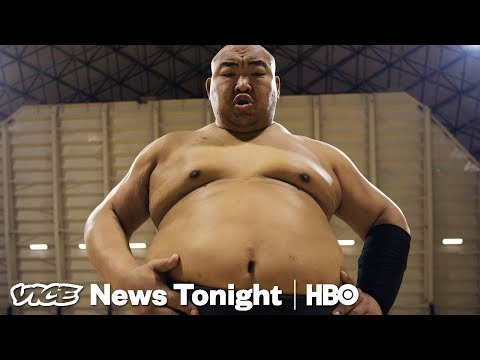 The New Mecca For Sumo Wrestlers In California (HBO)