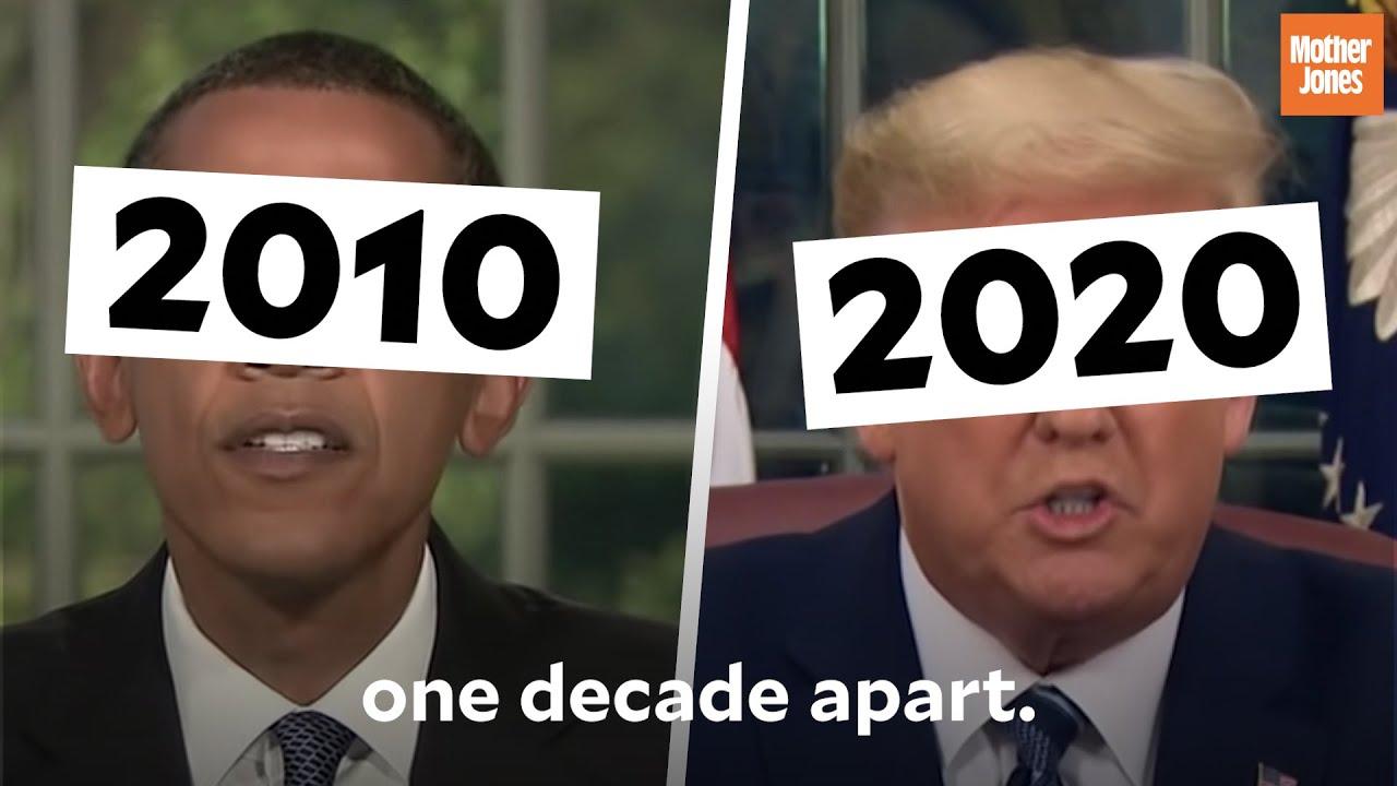 Obama's 2010 Oil Spill Response Vs. Trump's 2020 Coronavirus Response thumbnail