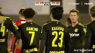 Классный ассист ЯРМОЛЕНКО ⚽ Kagawa-Yarmolenko - Borussia Dortmund vs. Fortuna 2-0