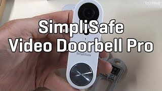 SimpliSafe's Video Doorbell Pro: A great picture, but it won't work with your smarthome