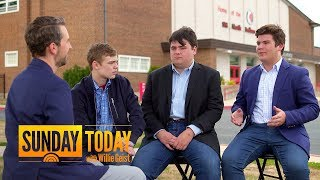 Meet 3 Teens Too Young To Vote Who Are Running For Governor In Kansas | Sunday TODAY