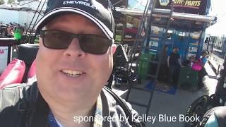 Tour of Chase Elliott #24 NASCAR Hauler