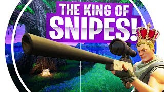 THE KINGS OF SNIPES & TRAPS w/ IAMWILDCAT! - Fortnite Funny Moments Highlights