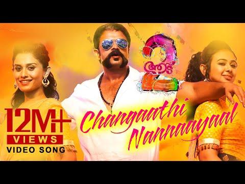 Changaathi Nannaayaal song - Aadu 2 - Jayasurya