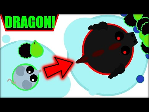 MOPE.IO BECOME A DRAGON IN 15mins | TIPS, TRICKS & STRATEGY | MOPE.IO NEW UPDATE(Mope.io)